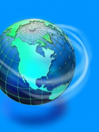 spinning: World Spinning