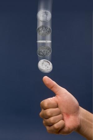 m�nzenwerfen: Coin Toss