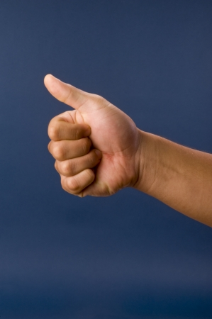 Thumbs Up  Stock Photo - 14671694