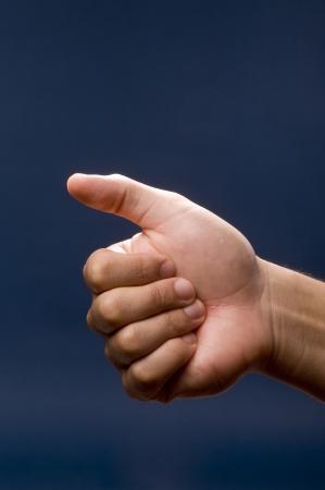 Thumbs Up Stock Photo - 14671697