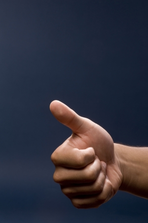 Thumbs Up Stock Photo - 14671692