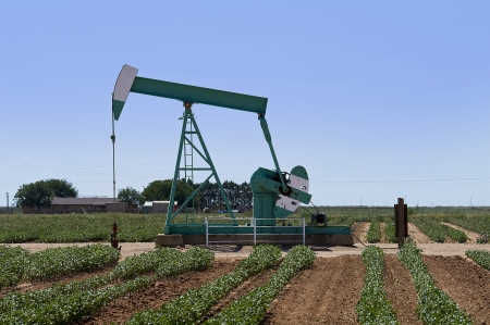texas tea: Texas Oil Well Pumper