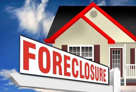 repossession: Home Foreclosure
