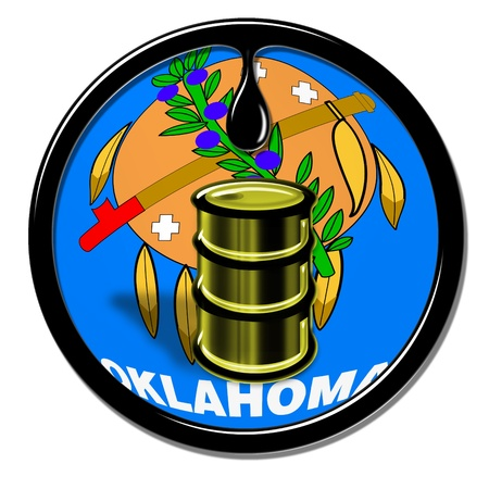 Oklahoma Oil Stock Photo - 15474130