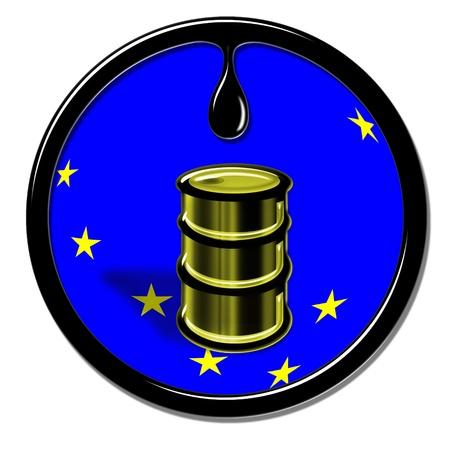Alaska Oil Stock Photo - 15474111
