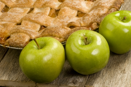 Apple Pie  Stock Photo - 15757863