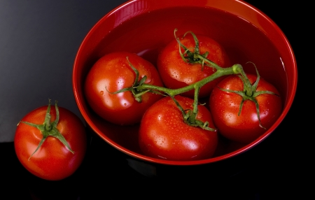 Fresh Tomatoes  photo