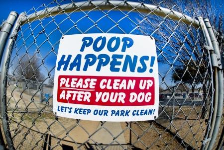 happens: Poop Happens