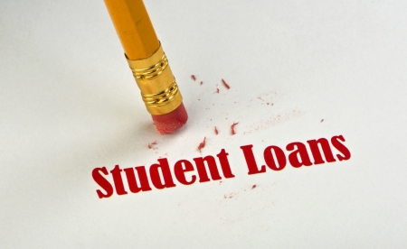 Student loans Stock Photo - 18567339