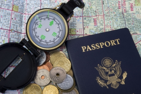 Passaporto e Viaggi Archivio Fotografico