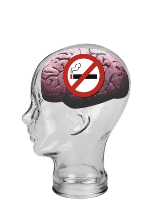 No Smoking Brain