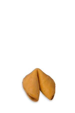 Fortune cookie with room for your type  photo