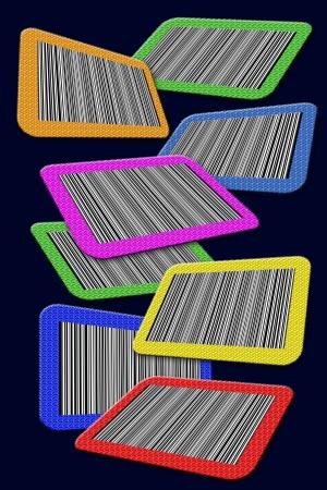 Bar Codes Stock Photo - 19685990