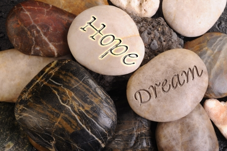 clearness: Hope and Dream Rocks