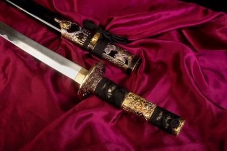 swordsmanship: Japanese Samurai Sword