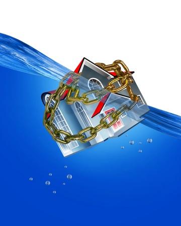 Home Under Water  photo