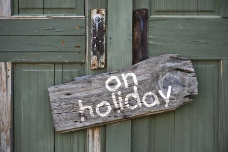 On Holiday Stock Photo - 21620124
