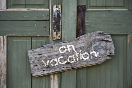 On Vacation  Stock Photo - 21620125