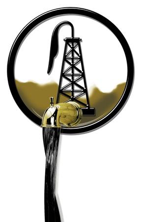 Produzione di olio