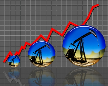 Oil prices and production going much higher  photo