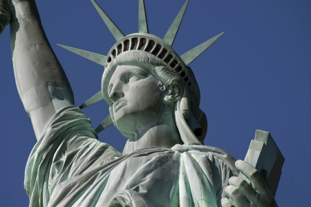 Statue of Liberty in New York. Stock Photo - 24691383