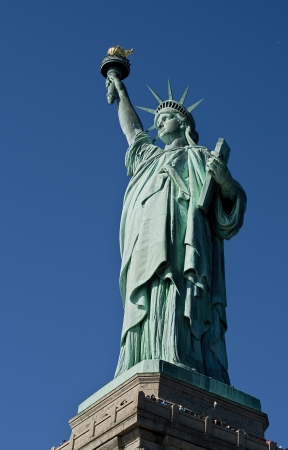 Statue of Liberty in New York. Stock Photo - 24691389