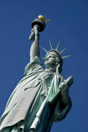 Statue of Liberty in New York. Stock Photo - 24691390