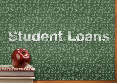 loans: Student loans are dumb.