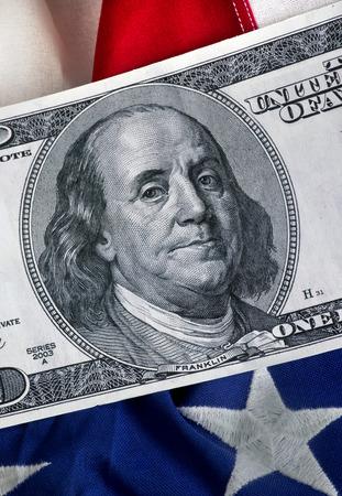 The Benjamin known as hundred dollar bill.