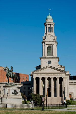 Washington, DC- Oct. 2014  National City Christian Church . Editorial