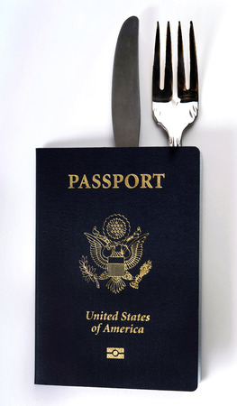 Passport to American eating.