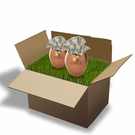 nestegg: Moving your 401K golden egg investment.