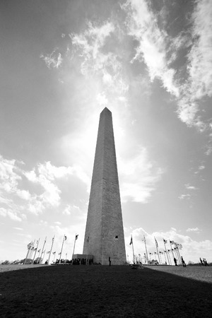 washington monument: Washington Monument on the DC. Mall.