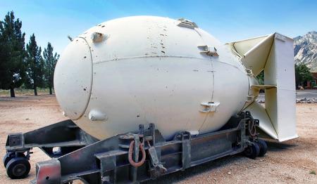 bombe atomique: Fat Man a été la première bombe atomique.