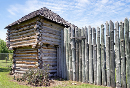 impregnable: Museum of the Great Plains in Lawton, Oklahoma. Editorial