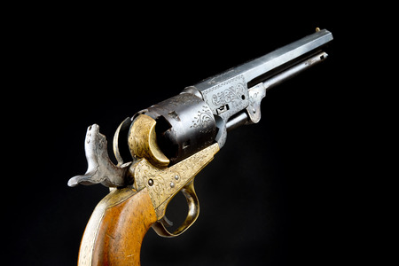 six shooter: The gun that won the west, Six shooter.