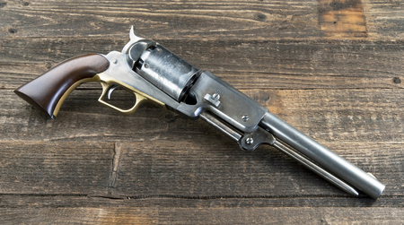 1847 cowboy pistol with room for your type.