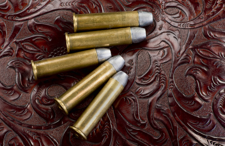 tooled: 45-60 riffle brass bullets with room for your type.