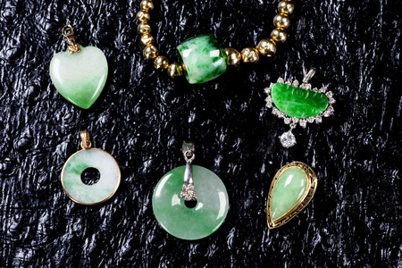 Burmese jadeite jewelry now more costly than gold.