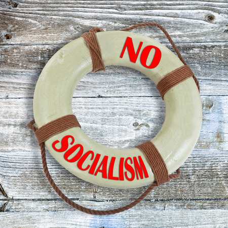 No Socialism lifesaver waiting for you.
