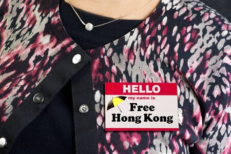 My name is, movement Free Hong Kong.