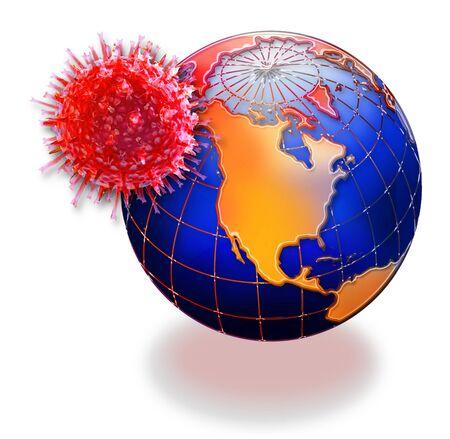 coronavirus virus outbreak coming to America.