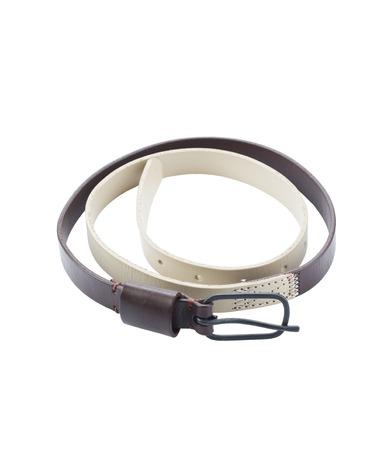 Fashion belt on white background Stock Photo - 22520934