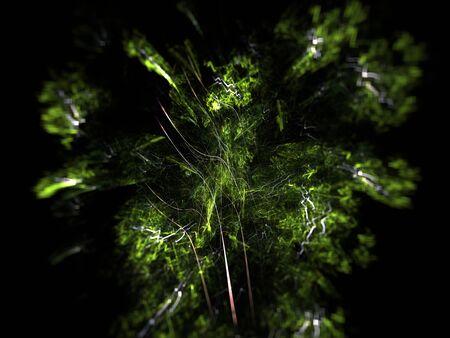 Imaginatory fractal Texture Image
