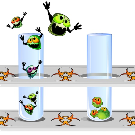 escaping: Two laboratory proofs in stand and escaping germs