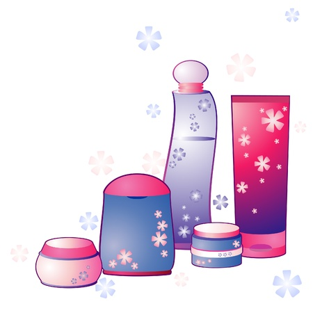 balm: Aroma cosmetic Illustration