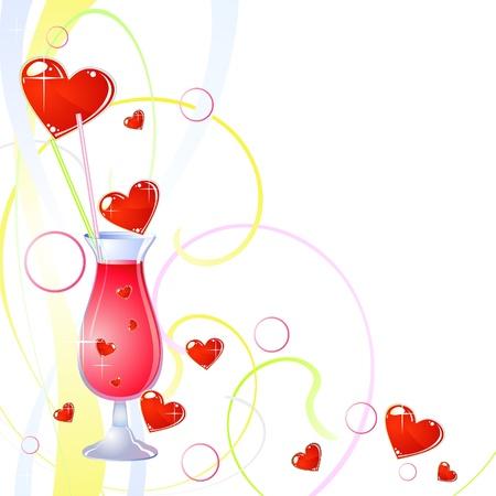 adoration: Love cocktail