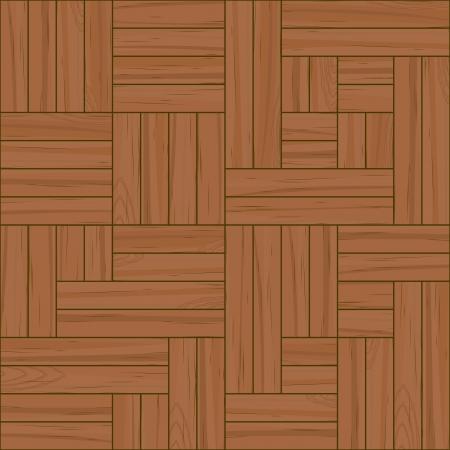 flooring design: Set of four samples of seamless wooden parquet