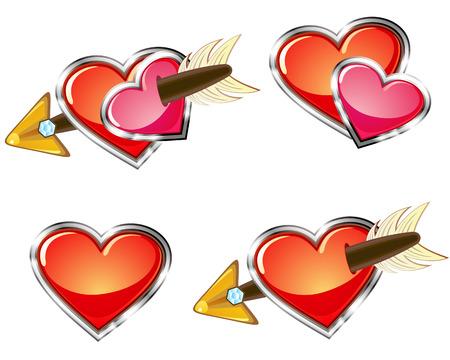 adoration: Love icons