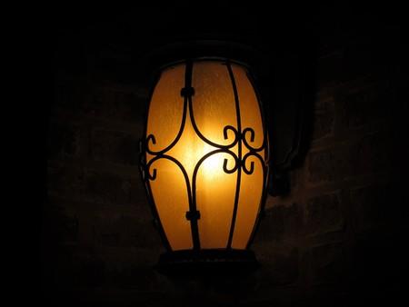 glowing lantern 版權商用圖片